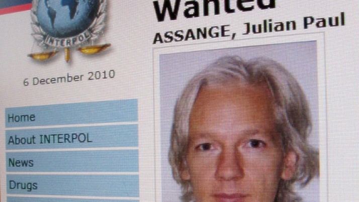 Why Britain Won't Arrest Assange