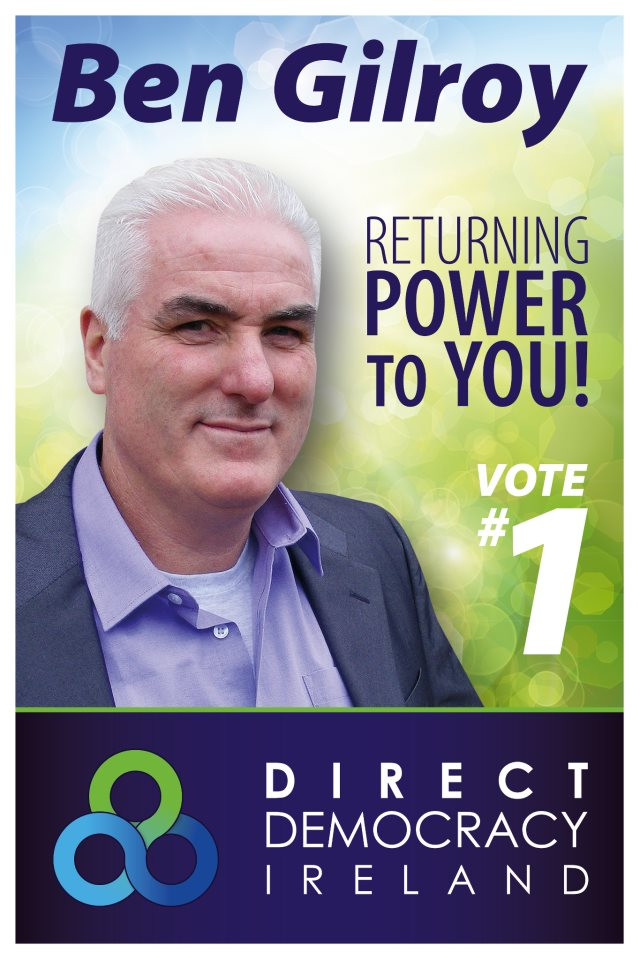 Press Release: Ben Gilroy to Stand in Meath By-Election