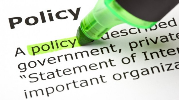 How we think about policy