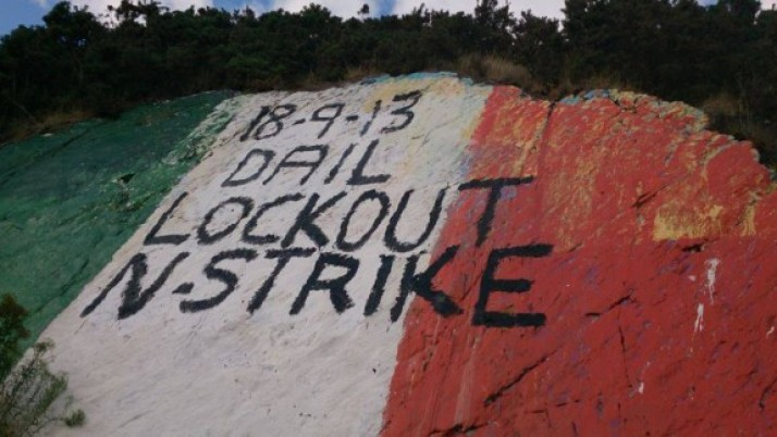 Dail Lock Out 2013