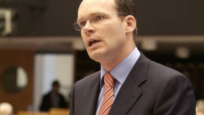 Minister Coveney Attends Secretive Corporate Meeting