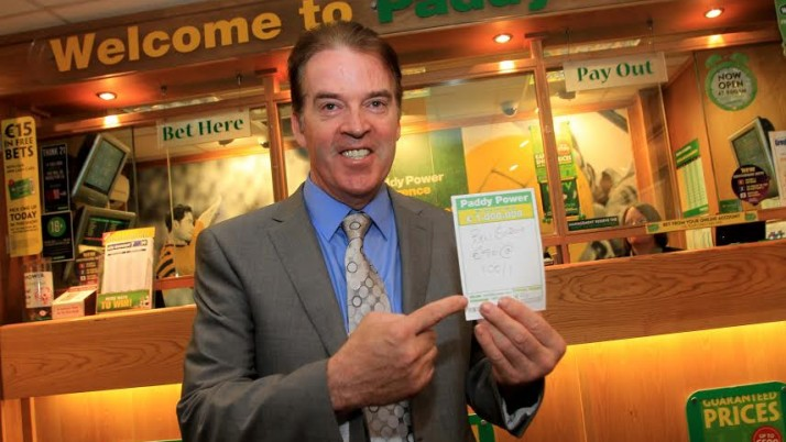 Paddy Power Charity Bet for Laura Lynn Childrens Hospice