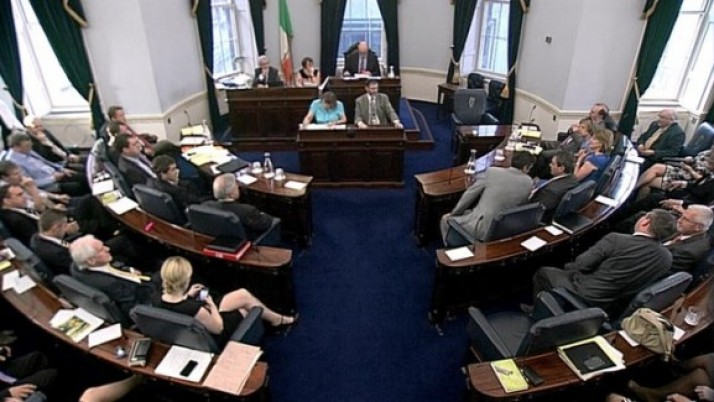 Government votes against a referendum on water in Seanad