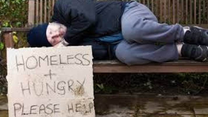 Evidence suggests the State's goal is to increase homelessness