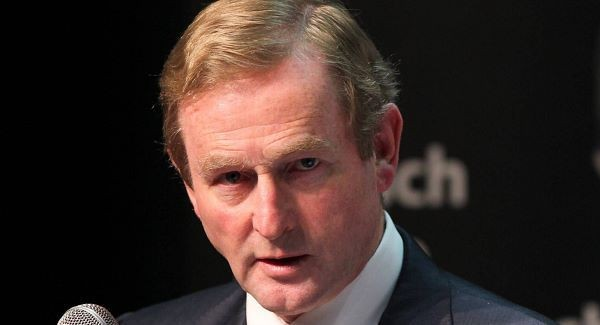 Enda Kenny refuses to fight for Ireland – so who does he really work for?