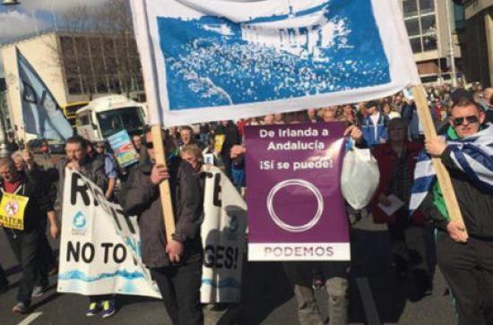 Research shows water protests motivated by austerity, indicate new form of citizen's politics in Ireland