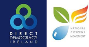 Direct Democracy Ireland and the National Citizens Movement